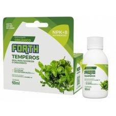 fertilizante concentrado temperos 60 ml forth